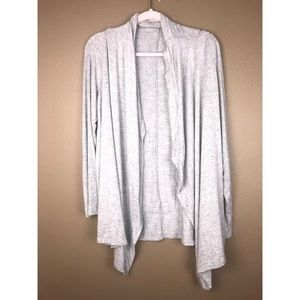 NYDJ Not Your Daughter Jeans Open Cardigan Sweater